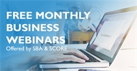 Free Business Webinars in September